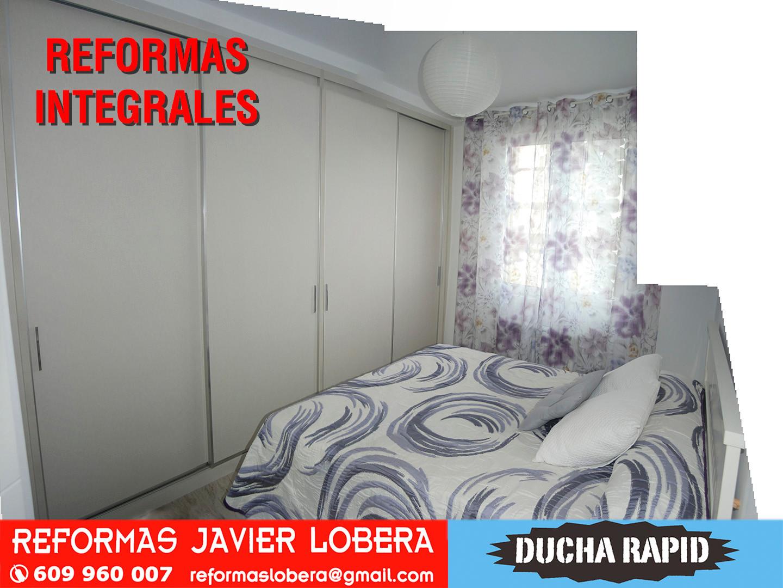 reforma integral ,habitación principal