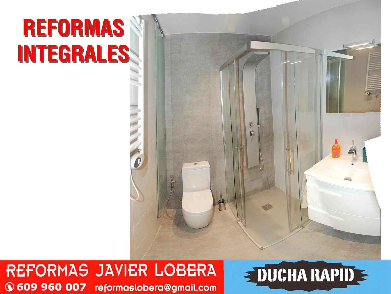 reforma integral estudio,baño