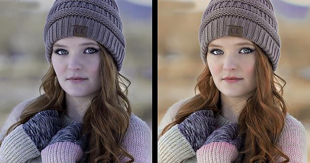 Foto Ritocco e Correzione Colore