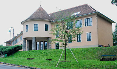Mittelschule Drosendorf. Foto: Guenther Z.
