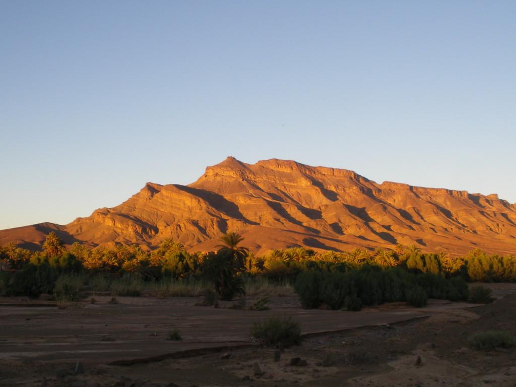 Mont Kissan à Agdz