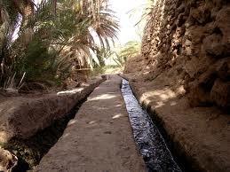 Seguia - système d'irrigation
