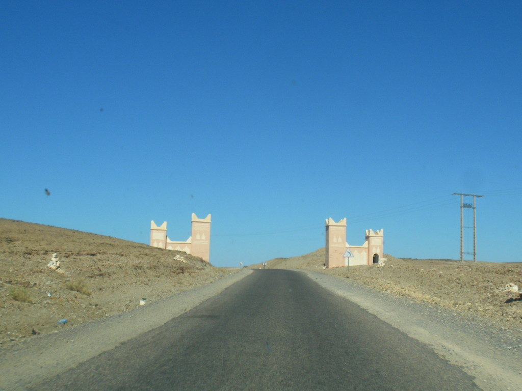 Porte de la province de Zagora