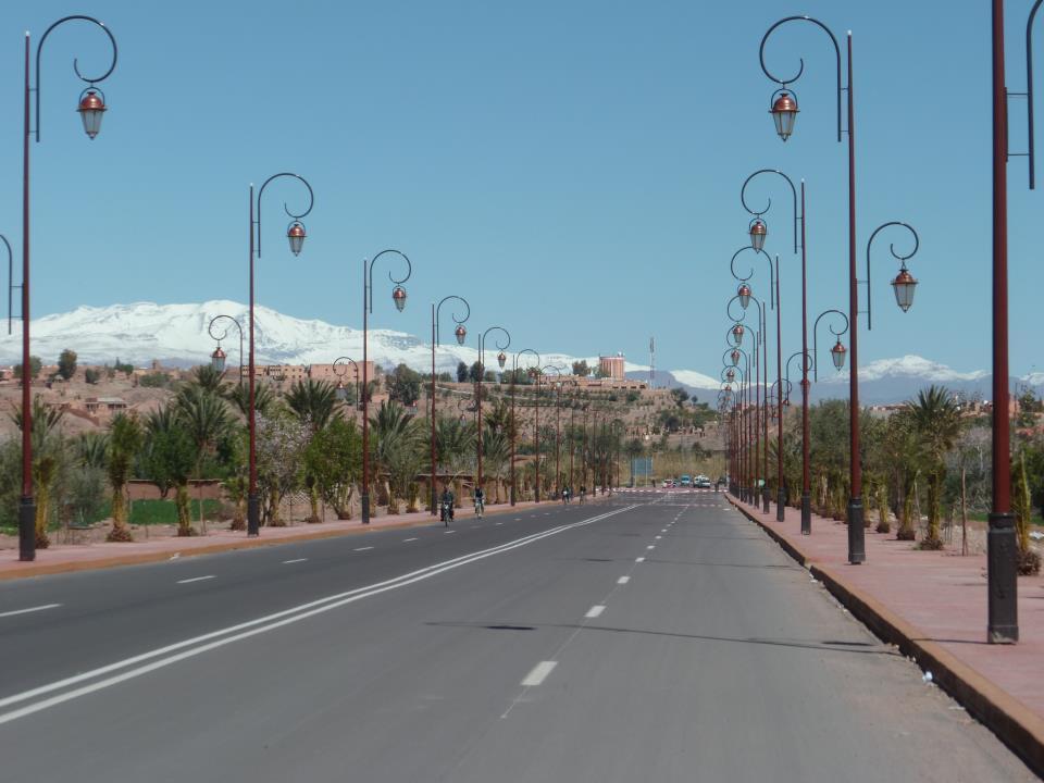 Entrée de Ouarzazate