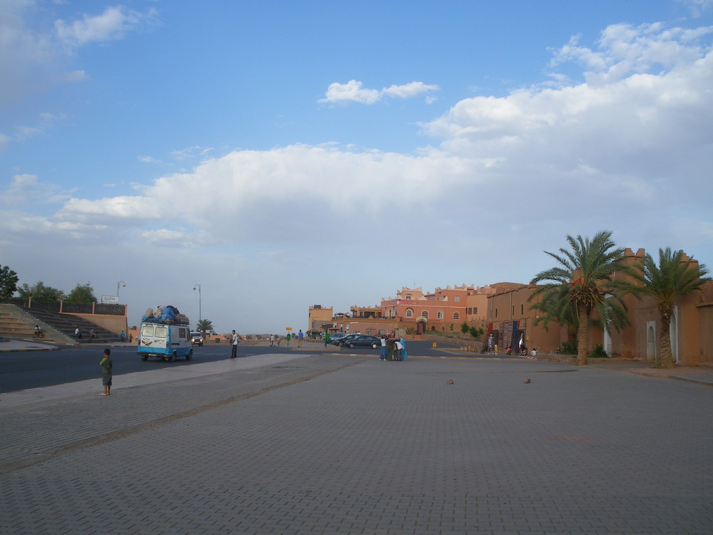 Esplanade de Taourirt