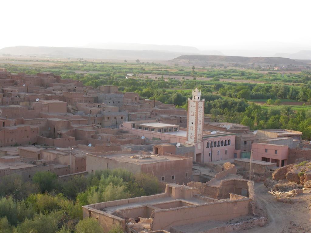 Tikirt et sa mosquée