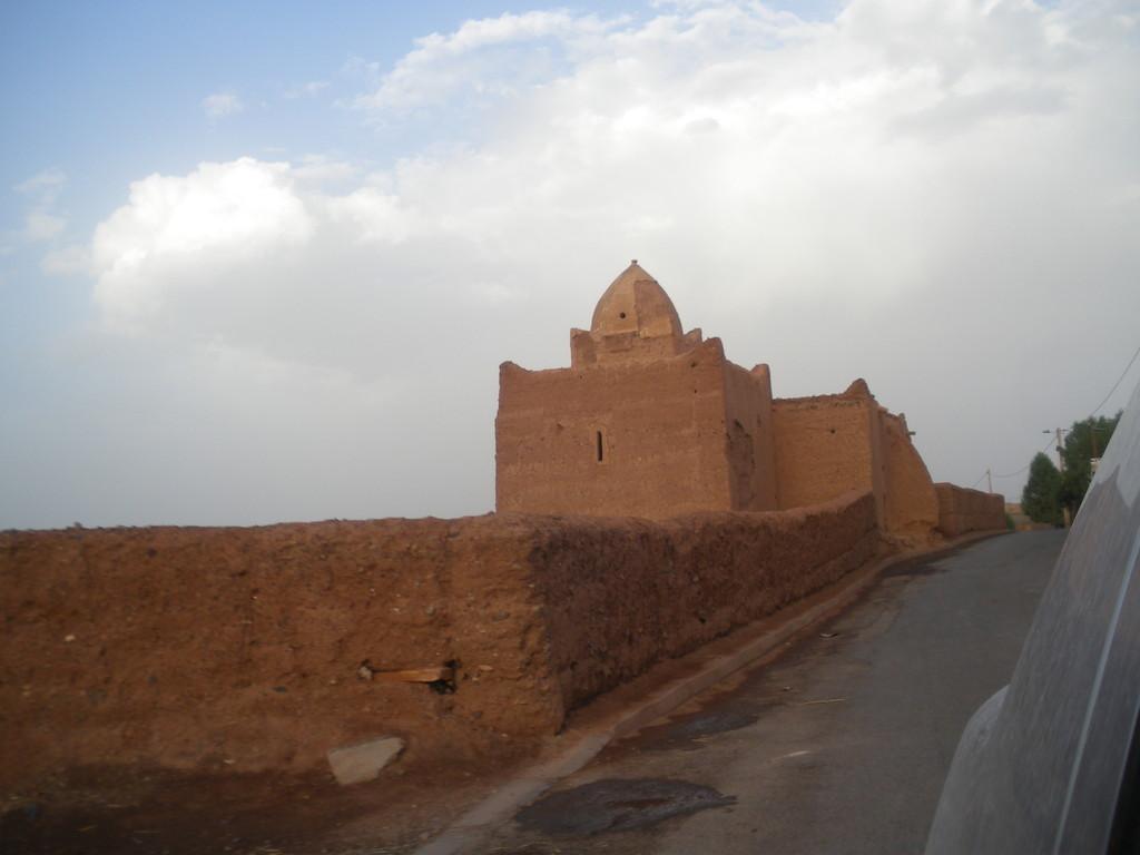 La maison du marabout, Tajda