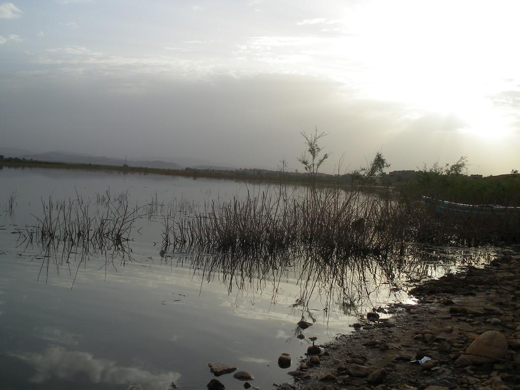 Lac de Ouarzazate