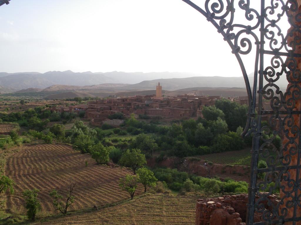 Panorama depuis Telouet