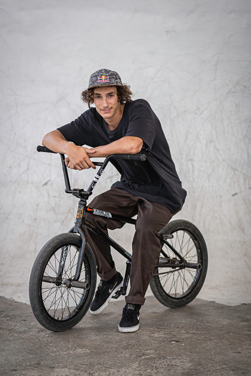 BMX Red Bull Design Quest 2.0 Simone Barraco