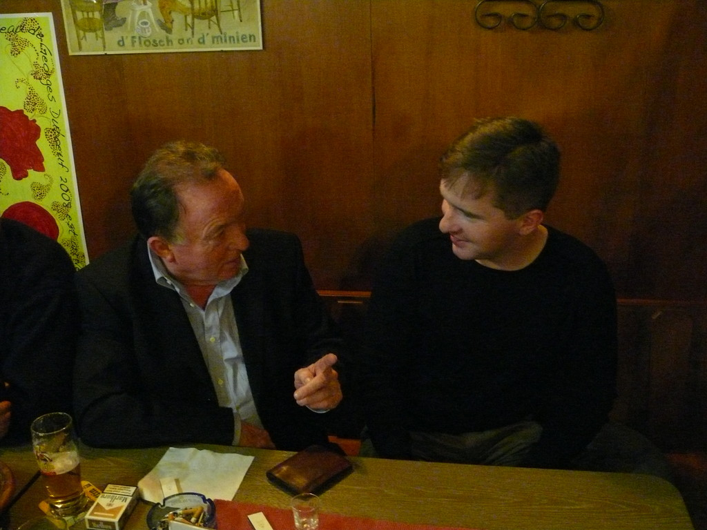 "mit ""kommissar"" Peter Sodann"