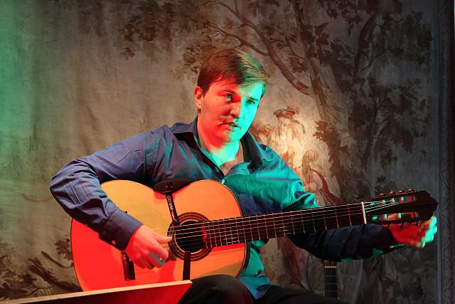 Konzert bei Viertmann in Köln