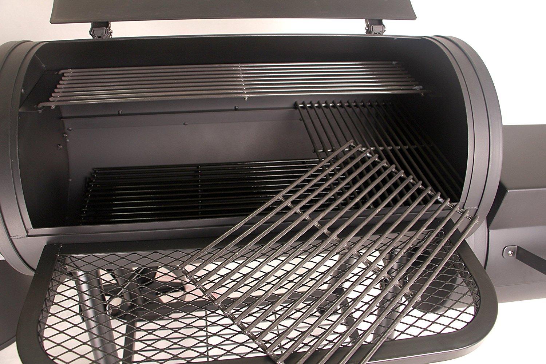 Tenneker Holzkohlegrill Test : Grilldeals grilldeals24.de