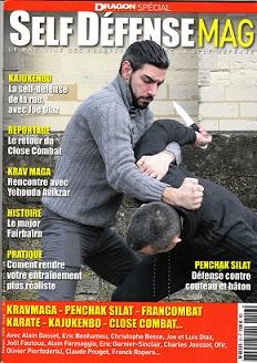 Karim clémenceau sans self défense mag
