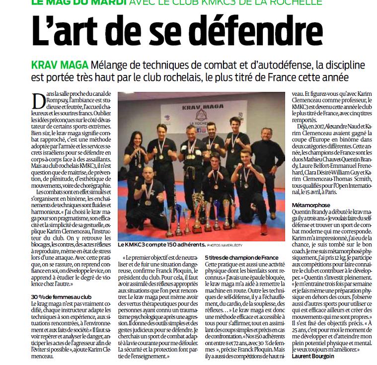 Karim clémenceau et médias (i)