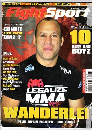 Karim clémenceau Fight sport