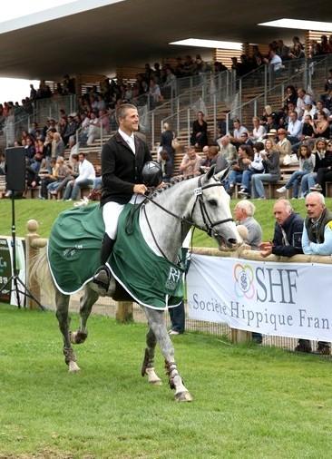 Champion de France, chevaux de 5 ans, Fontainebleau septembre 2011