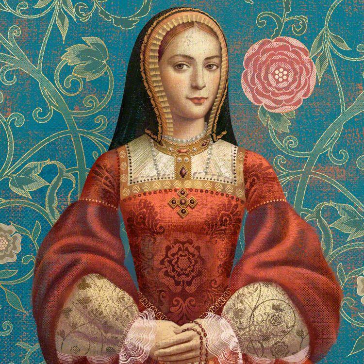 Catalina de Aragón 1509
