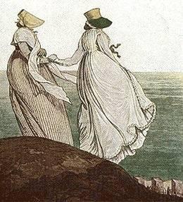 Vestidos para pasear por el mar