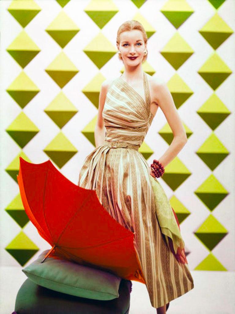 Vestido de  McCardell 1951
