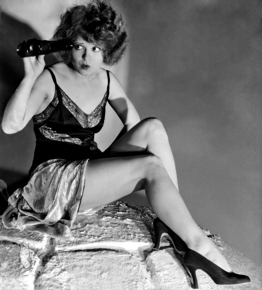 Clara Bow - actriz