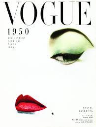 """Vogue"" 1950"