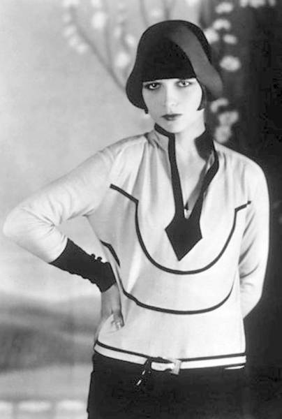 Louise Brooks - actriz