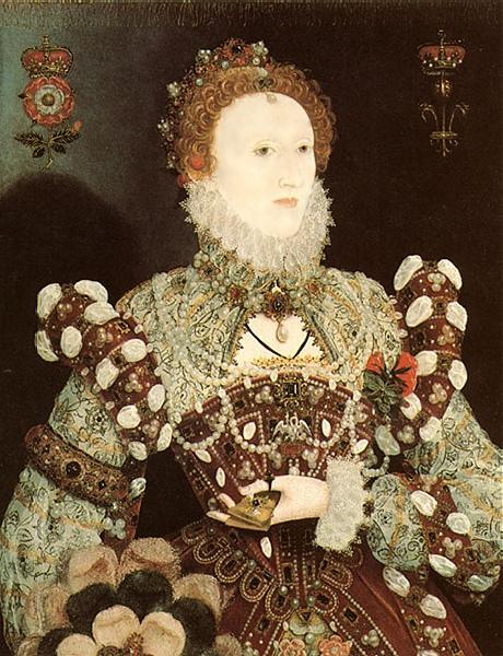Isabel I de Inglaterra 1573