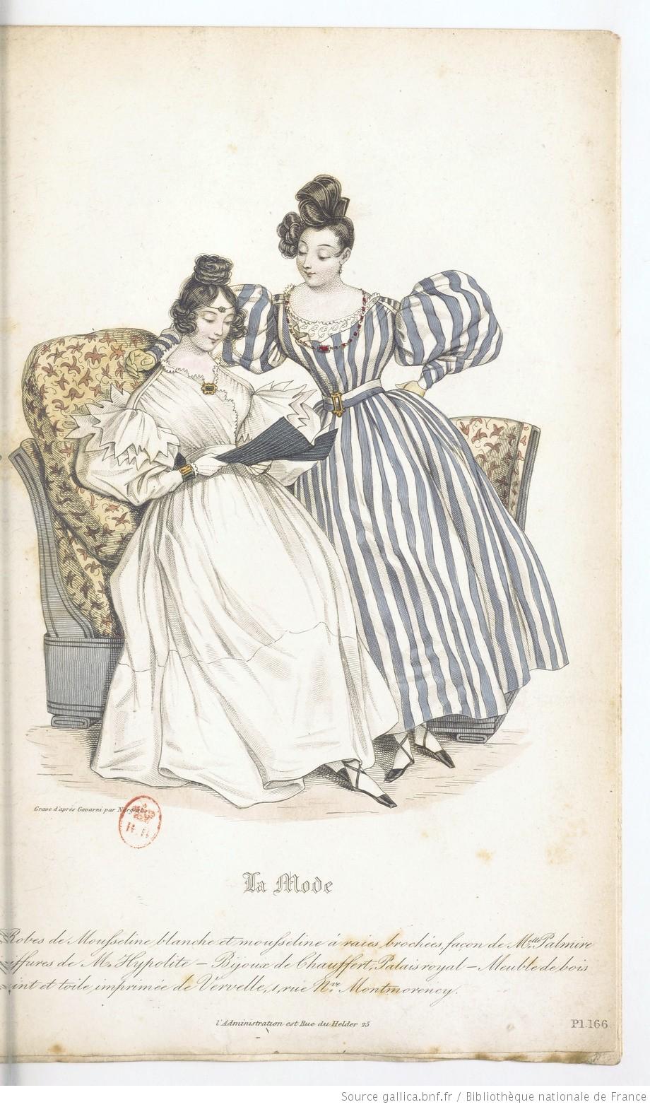 """La Mode""  1831"