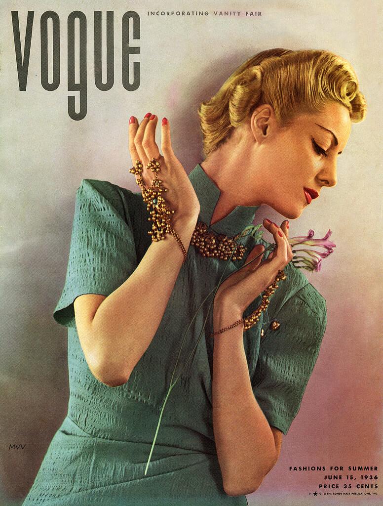 """Vogue"" 1936"