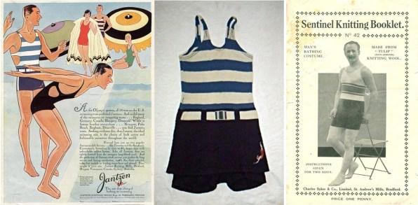 tricot-maillot - Marca Jantzen- 1920