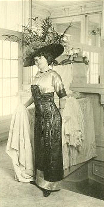 Casa de Alta Costura Redfern. 1910-11