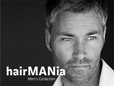 Catalogue de perruques homme Hairmania