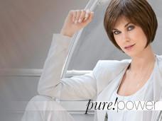 Catalogue de perruques naturelles pour femme Pure!power