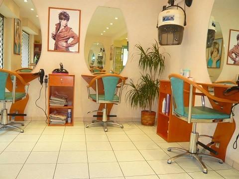 Salon de coiffure 2