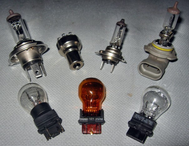 vehicle bulbs and lamps
