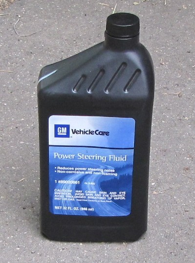 gm power steering fluid