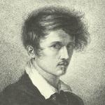 Ludwig Emil Grimm, Selbstbildnis, 1815 (Historisches Museum Hanau Schloss Philippsruhe)