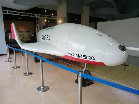 誰もが行ける宇宙をめざした「将来宇宙輸送システム」の実験機