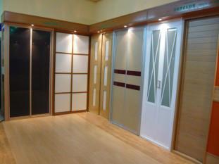 Exposición Frente e Interiores de Armario  Reformas J. Muñoz Vicalvaro