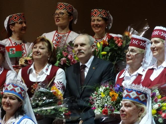 Su pirmininku Nikolaj Logvin