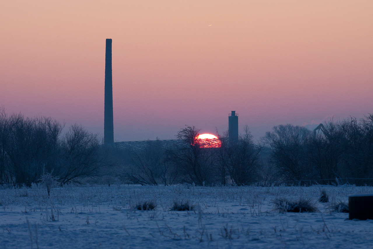 Elst: oude steenfabriek
