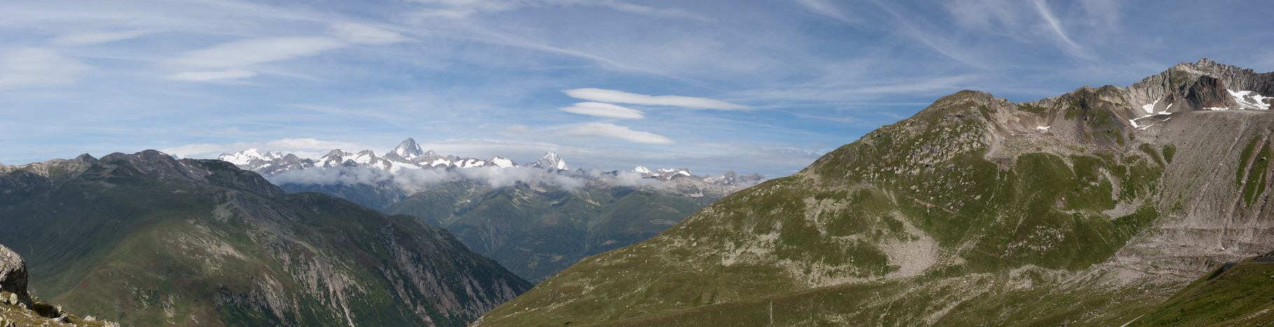 Nufenenpas - Zwitserland
