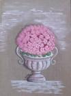 """""""Vase médicis"""" - acrylique - 30 x 40 cm"""