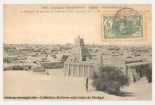 Photos anciennes du Sénégal et de l'Afrique de l'Ouest