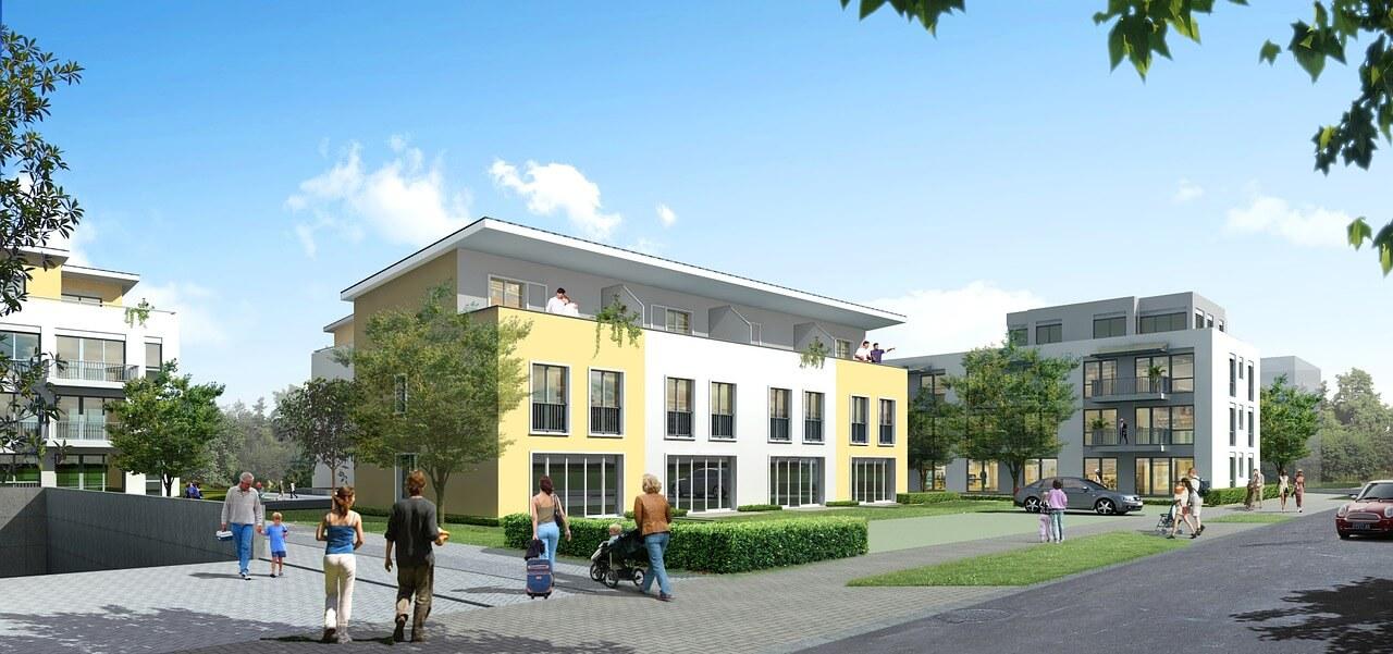 Visualisierung Kettenhaus