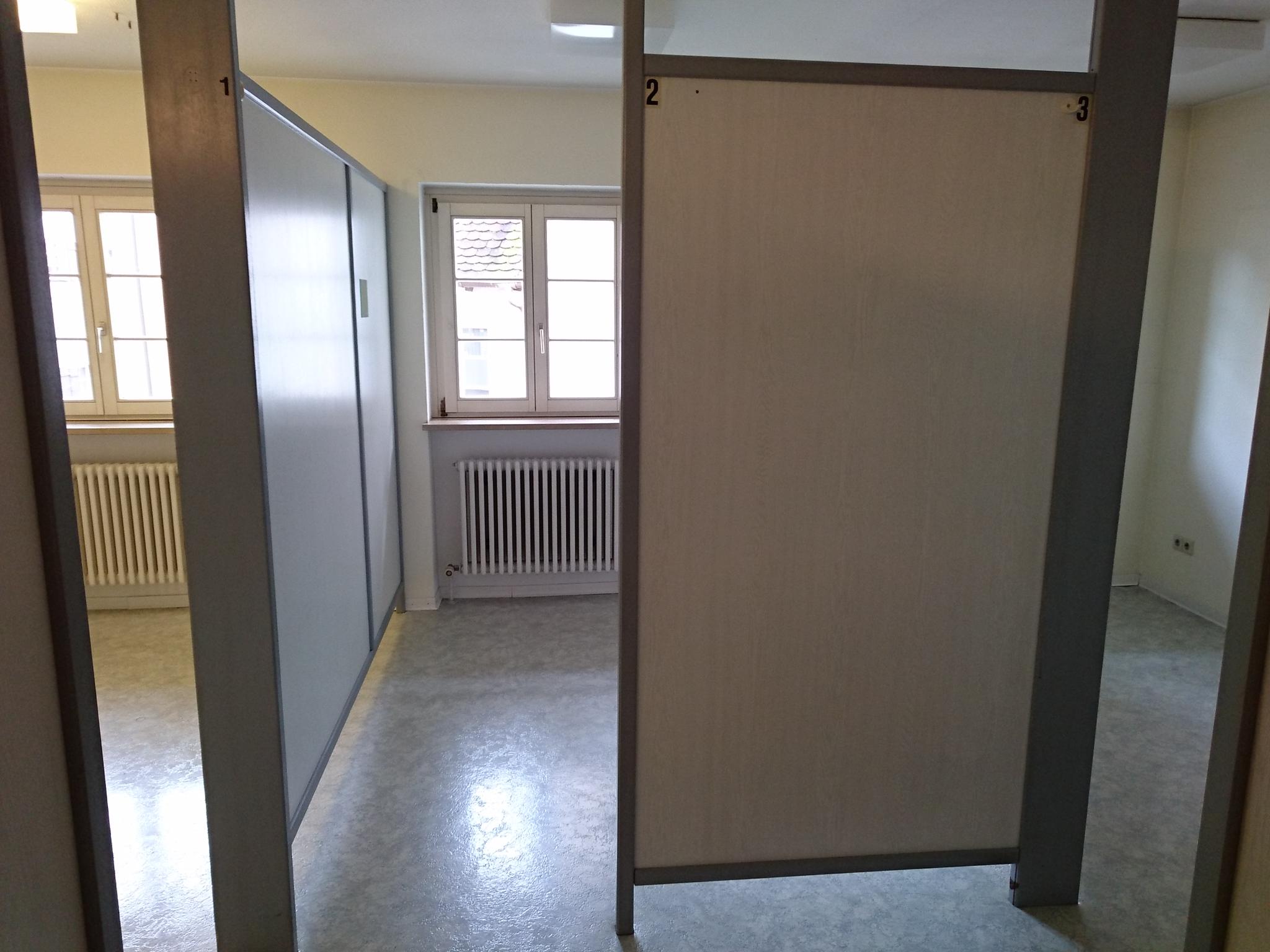 Umbau TCM-Praxis in Wangen im Allgäu - Bestand