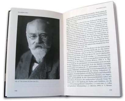Buchseite Otto Körner, Verlag Matthias Oehmke