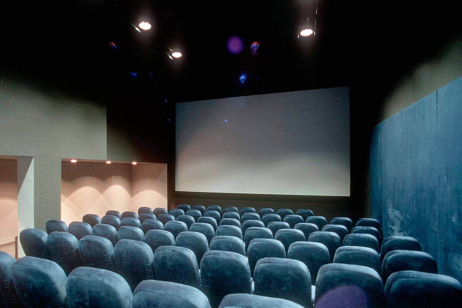 Kino Movie, arb Architekten AG Bern