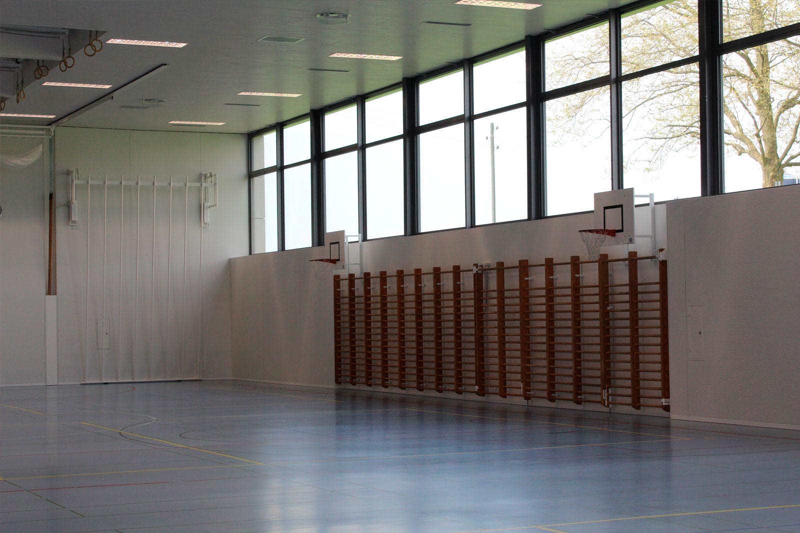 Turnhalle Geisshubel, Zollikofen, von Allmen Architekten AG Bern